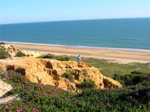 Playa De Mazagon, Huelva