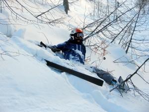 Ski à Val d'Isère