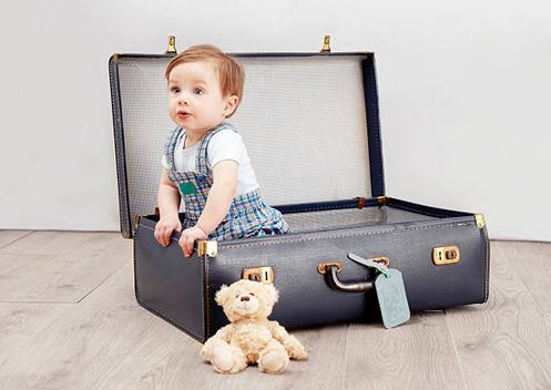 voyage club bébé