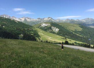 Plateau à Valmorel
